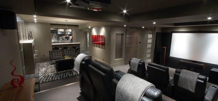 Системы домашних кинозалов