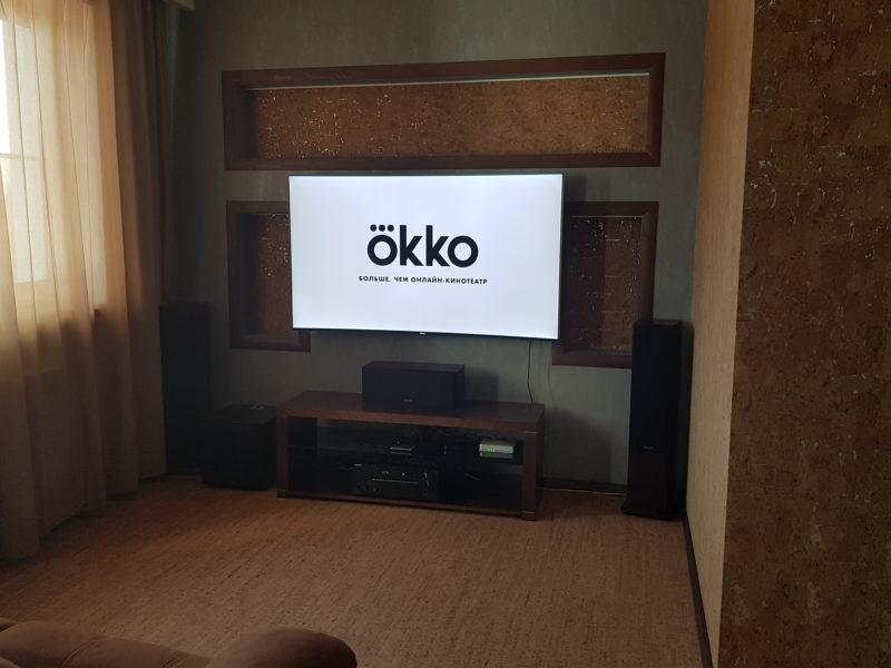 Домашний кинотеатр 5.1 Onkyo + Monitor Audio
