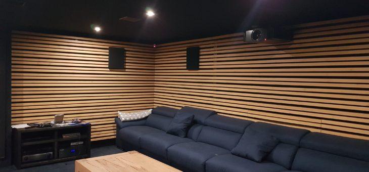Домашний кинозал