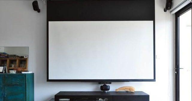 Как выбрать экран для домашнего кинотеатра