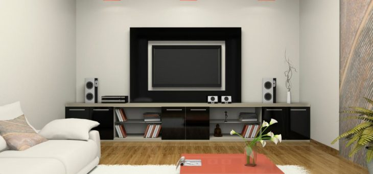 Как правильно выбрать и обустроить комнату для домашнего кинотеатра в квартире