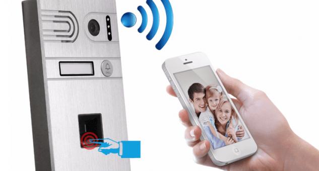 Ip домофон для частного дома
